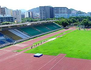 estádio Célio de Barros atletismo (Foto: Divulgação)