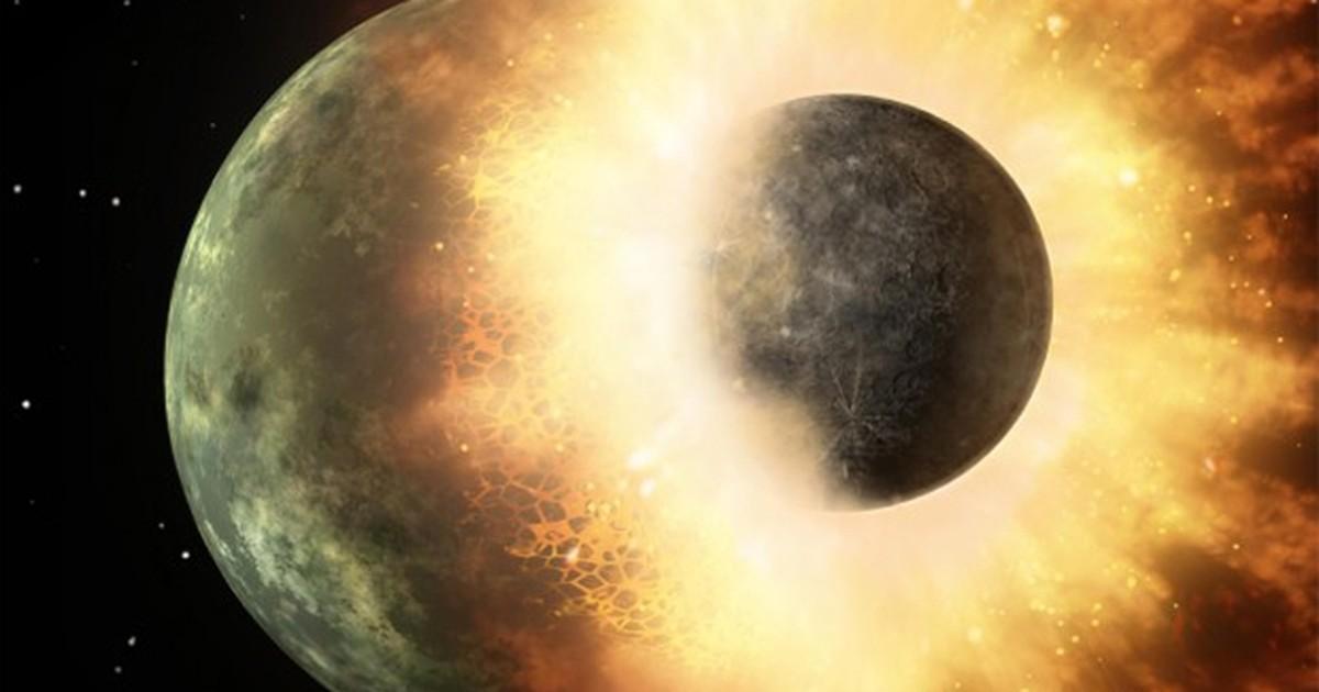 Estudo diz que água da Terra e da Lua pode ter origem comum