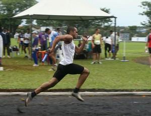 David Oliveira Atletismo Acre (Foto: Wescley Camelo)