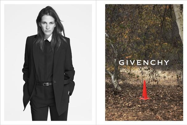 OMG: Julia Roberts é a estrela da campanha de verão 2015 da Givenchy (Foto: Divulgação)