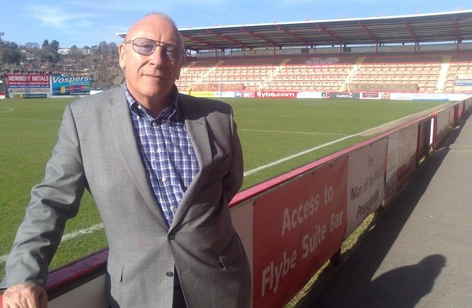Exeter - Bruce Henderson, diretor do Exeter (Foto: Felipe Schmidt)