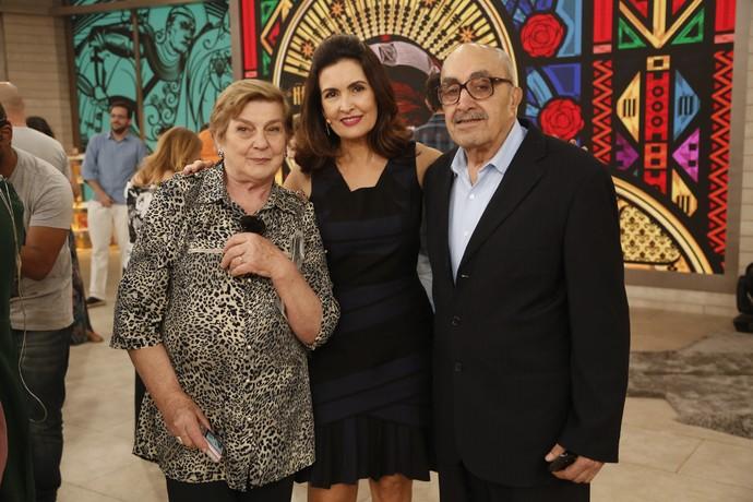 Mais convidados do 'Encontro' com a apresentadora  (Foto: Raphael Dias/Gshow)
