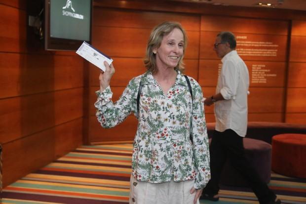 Deborah Colker (Foto: Daniel Pinheiro/AgNews )
