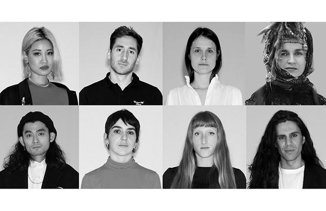 Os oito finalistas do LVMH Prize 2017 (Foto: Divulgação)