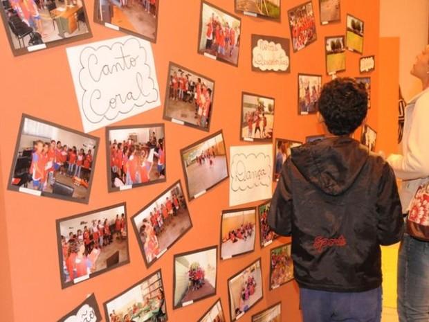 Mil fotografias fazem parte da mostra (Foto: Arquivo - Secom/PMA)