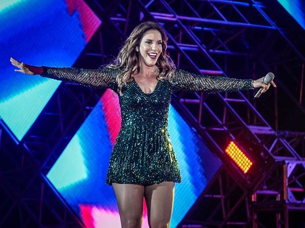 c1cf3c633 Ivete Sangalo em show em Goiânia