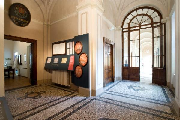 O Museu da Fruta em Turim