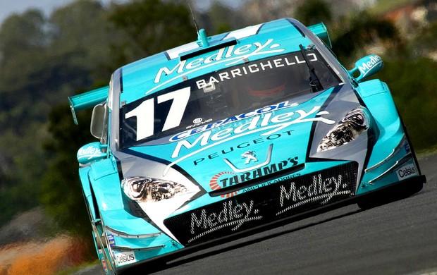 Rubens Barrichello Stock Car carro (Foto: Reprodução / Twitter)