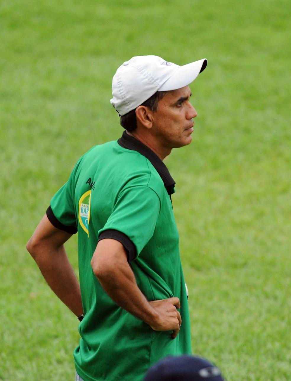 Marlon Cutrim espera boa estreia do Cordino (Foto: Biaman Prado/O Estado)