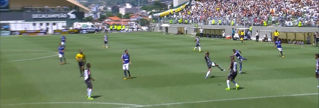 2c9422493e Veja os melhores momentos da vitória do Cruzeiro sobre o Atlético-MG.