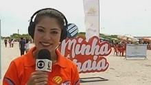 Marudá recebe programação especial para veranistas (Reprodução/ TV liberal)