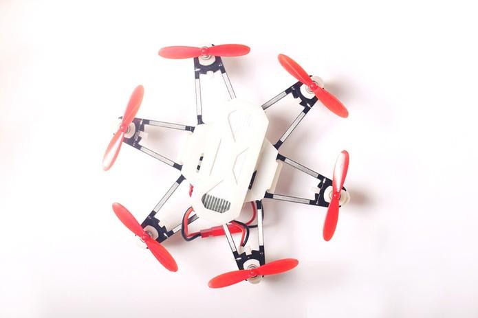 Drone multiuso permite filmar em 3D (Foto: Divulgação/Indiegogo)