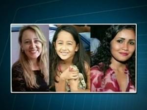 Triplo Homicídio Itaituba Ieda Marta Lucick dos Santos Procuradora (Foto: Reprodução/ TV Liberal)