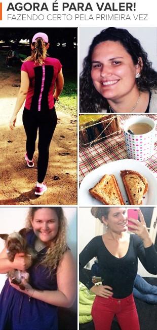 euatleta minha historia Karine mosaico_2 (Foto: Eu Atleta)