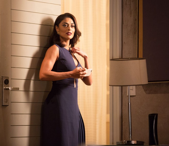 Carolina, personagem de Juliana Paes, também estará na extensão de trama (Foto: Fabiano Battaglin/Gshow)