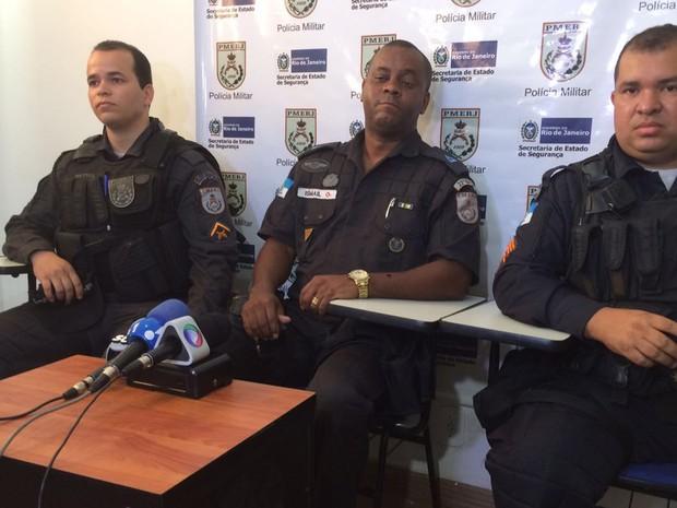 PMs que participaram da prisão de coronel reformado suspeito de pedofilia no Rio contam detalhes sobre a abordagem. Oficial chegou a oferecer propina a eles (Foto: Nicolás Satriano/G1)