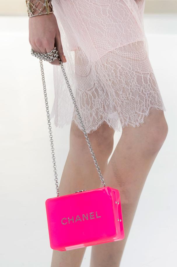 Chanel verão 2017 (Foto: Imaxtree)