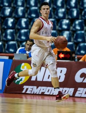 davi rossetto, basquete cearense (Foto: Stephan Eilert)