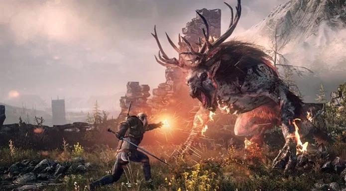 The Witcher 3: Wild Hunt (Foto: Divulgação) (Foto: The Witcher 3: Wild Hunt (Foto: Divulgação))