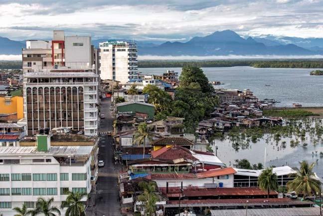 Buenaventura é considerada a cidade mais violenta da Colômbia, segundo relatório da Human Rights Watch (Foto: ACNUR / L. Zanetti)