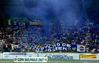 Há 10 anos! Estádio lotado marca ano histórico do São José EC na Copinha