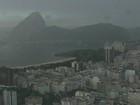 Massa de ar seco impede formação de nuvens no Brasil e frio diminui