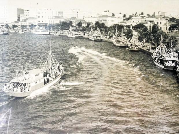 Anos depois, tradicional procissão de barcos no canal, será realizada (Foto: Divulgação/Z4)
