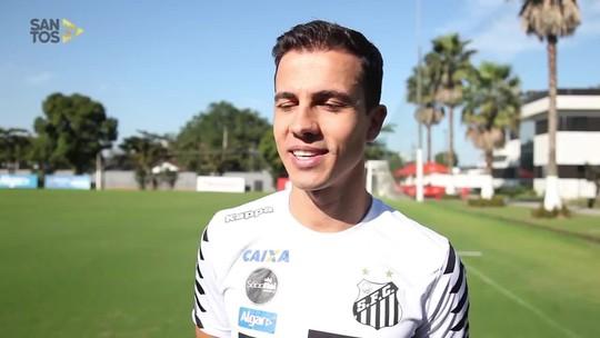 Santos anuncia contratação do atacante Nilmar até o fim de 2018