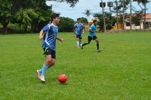 Copa 100 em Ji-Paraná, RO (Foto: Pâmela Fernandes)