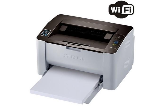 Impressora laser monocromática Samsung Xpress M2020 (Foto: Divulgação/Samsung)