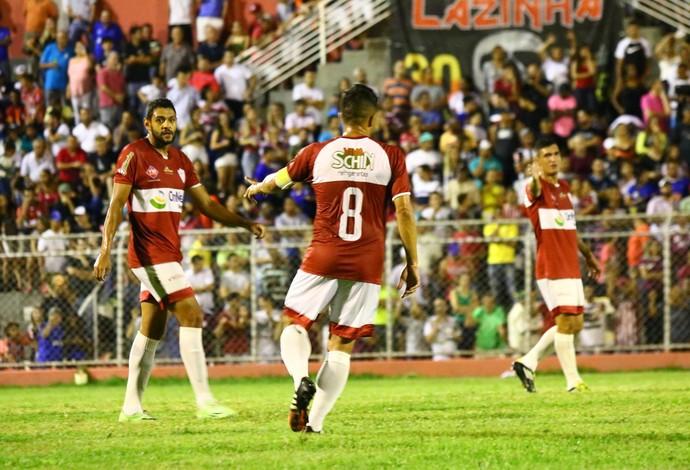 Patrocinense, Boa Esporte, Módulo 2, 2017 (Foto: Alair Constantino/Dono do Apito)