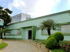 Fachada Famerp Faculdade de Medicina de Rio Preto (Foto: Divulgação/Famerp)