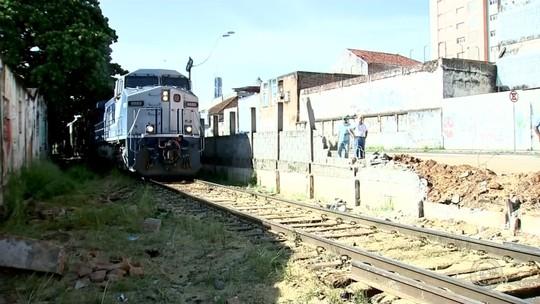 Descarrilamento em Rio Preto retoma discussão sobre retirada dos trilhos que cortam a cidade