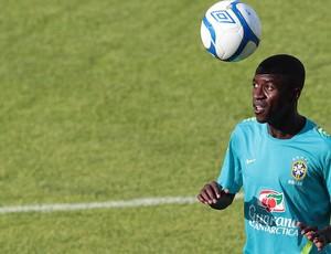 Treino da Seleção Brasileira, Ramires (Foto: Rafael Ribeiro / CBF.com)