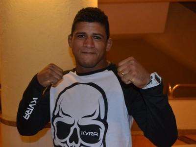 Gilbert Durinho; UFC (Foto: Marcelo Barone)