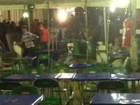 Funcionário de parque de diversões é agredido por grupo em Tupã