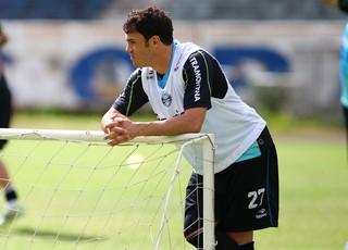 kleber gladiador grêmio olímpico (Foto: Lucas Uebel/Grêmio FBPA)