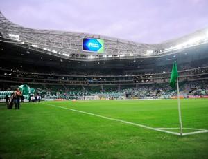 Palmeiras x Mogi Mirim - Arena Palmeiras (Foto: Marcos Ribolli)