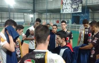 Vôlei Suzano estuda adversários em período sem jogos no Paulista sub-19