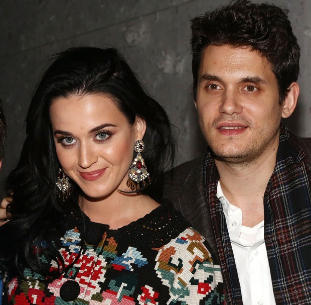 Katy Perry e John Mayer (Foto: GettyImages)