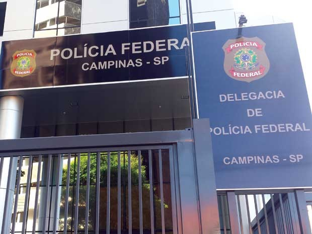 Polícia Federal inaugura nova sede em Campinas, no bairrro Botafogo (Foto: André Natale / EPTV)