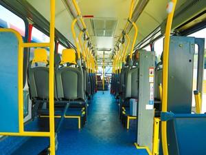 Ônibus entram em circulação até o fim de janeiro (Foto: Divulgação/ RioÔnibus)