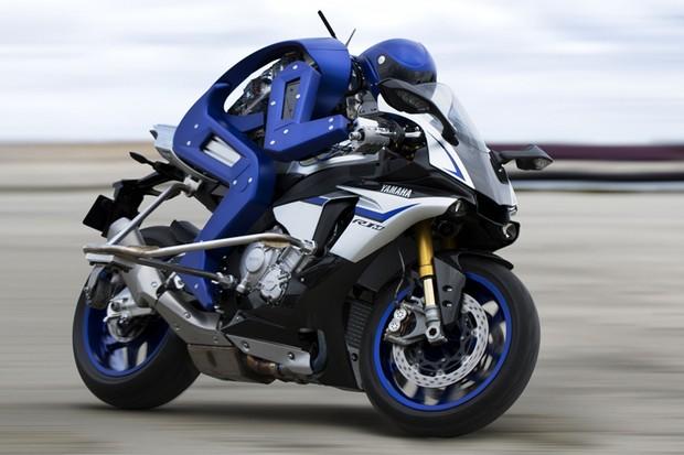Conceito motobot da Yamaha (Foto: Divulgação)