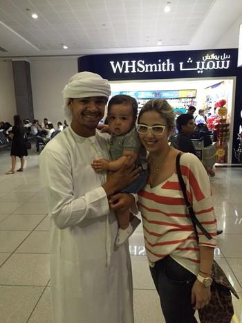 Denilson Al Wahda (Foto: Arquivo pessoal)