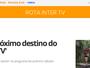 'Rota Inter TV' realizou votação para escolha do próximo destino