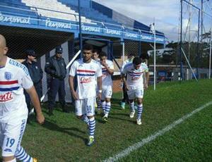 Mael, Auto Esporte, 2 de Mayo, Futebol Paraguaio, Paraguai, Campeonato Paraguaio, Paraíba (Foto: Arquivo pessoal)