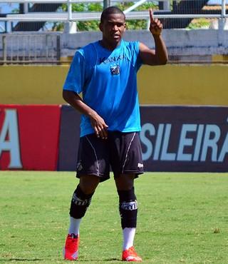 Alan Mineiro Bragantino (Foto: Danilo Sardinha/GloboEsporte.com)