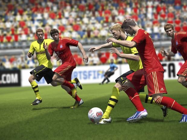 Novo 'Fifa 14' chegará em todo o mundo no segundo semestre de 2013. (Foto: Divulgação/EA)