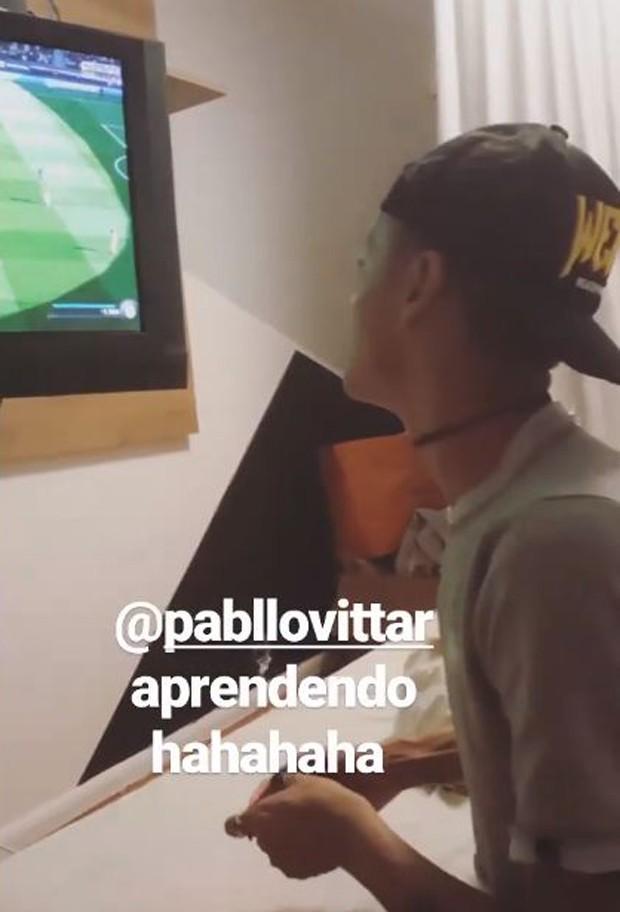 Pabllo Vittar (Foto: Reprodução/Instagram)