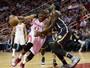 Nenê tem boa atuação, mas Rockets perdem em casa para os Pacers